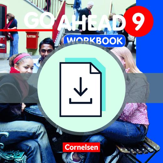 Go Ahead - Workbook-Aufgaben: Lösungen und Transcripts als Download - 9. Jahrgangsstufe
