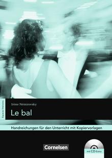 Espaces littéraires - Le bal - Handreichungen für den Unterricht - B1-B1+