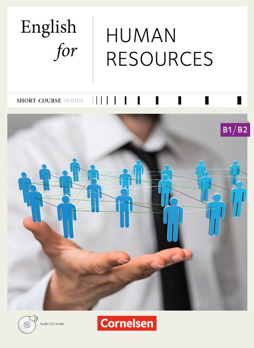 Short Course Series - English for Human Resources - Kursbuch mit CD - B1/B2