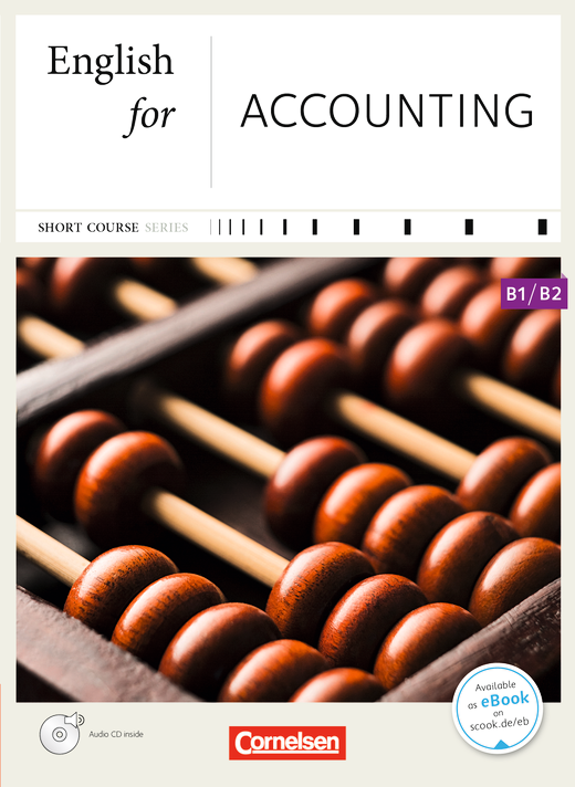 Short Course Series - English for Accounting - Kursbuch mit CD - B1/B2