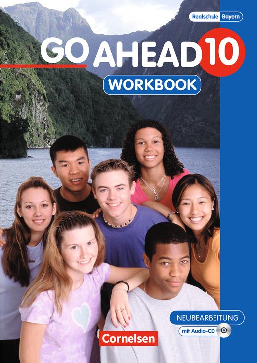 Go Ahead - Workbook mit CD - 10. Jahrgangsstufe