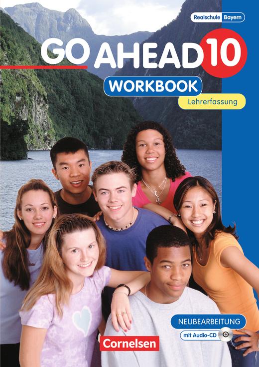 Go Ahead - Workbook mit CD - Lehrerfassung - 10. Jahrgangsstufe