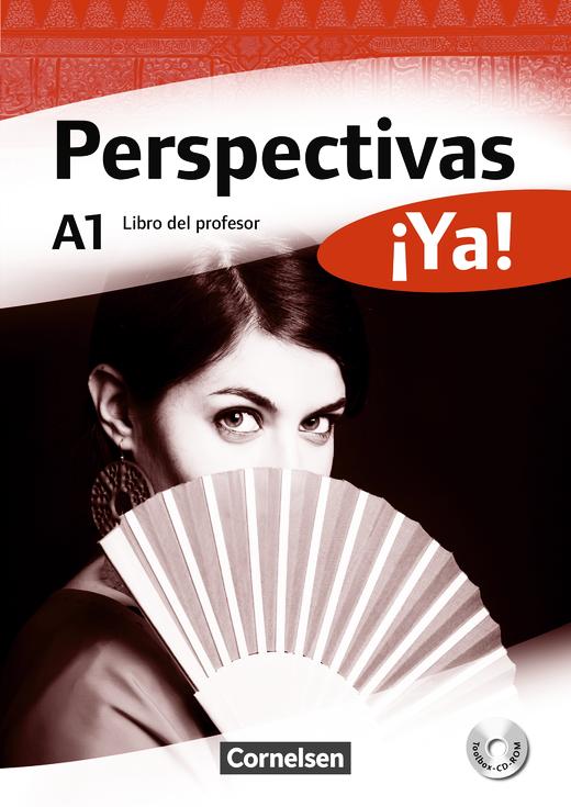 Perspectivas ¡Ya! - Libro del profesor mit Toolbox-CD-ROM - A1