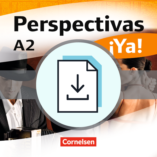 Perspectivas ¡Ya! - Einstufungstest als Download - A2