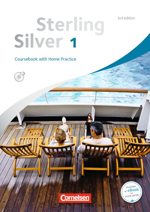 Sterling Silver - Kursbuch mit CDs - A1: Band 1