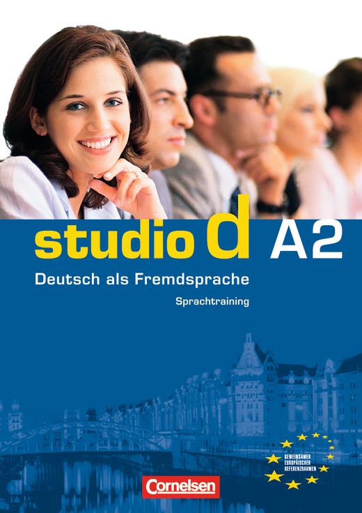 Studio d - Sprachtraining - A2: Gesamtband
