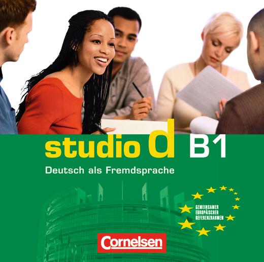Studio d - Audio-CDs - B1: Gesamtband