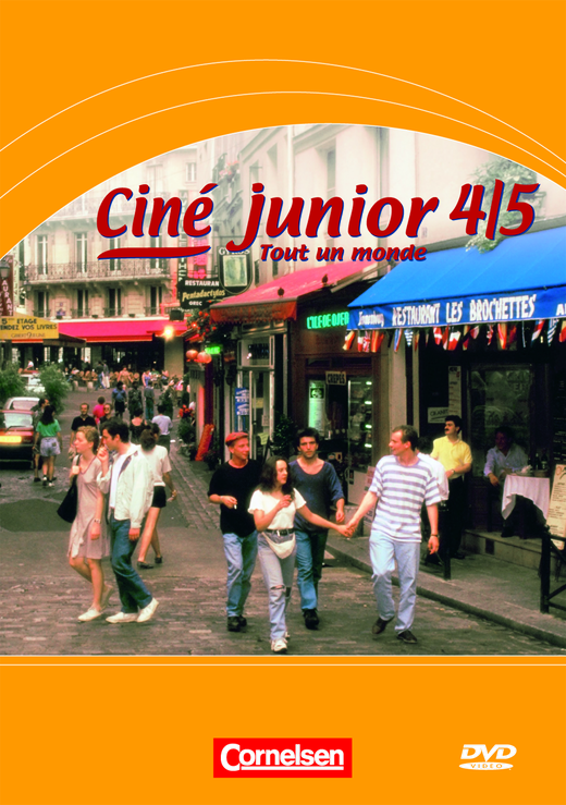 Ciné junior - Tout un monde - Video-DVD - Band 4/5