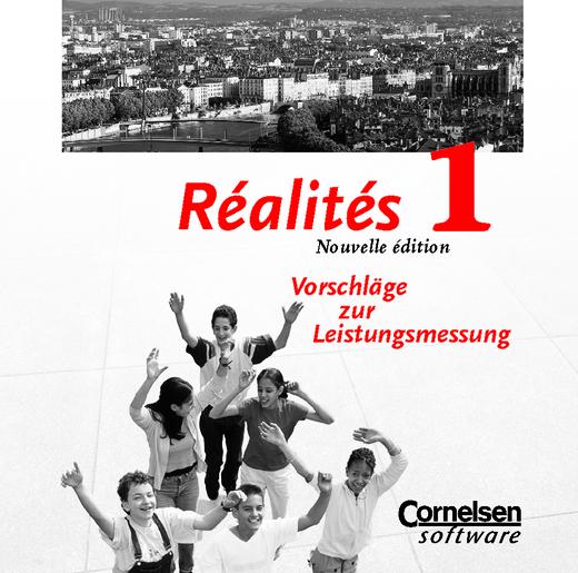 Réalités - Leistungsmessungen - CD-Extra - Band 1