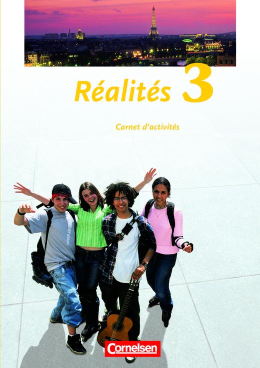 Réalités - Carnet d'activités - Band 3