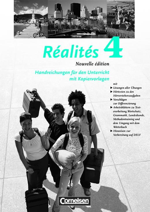 Réalités - Handreichungen für den Unterricht - Band 4