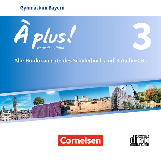 À plus ! - Audio-CDs - Band 3