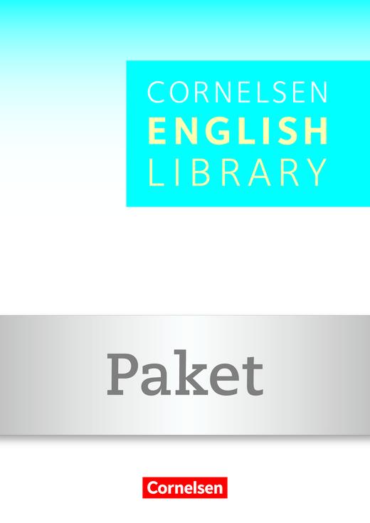 Cornelsen English Library - 7 Lektüren - 5./6. Schuljahr