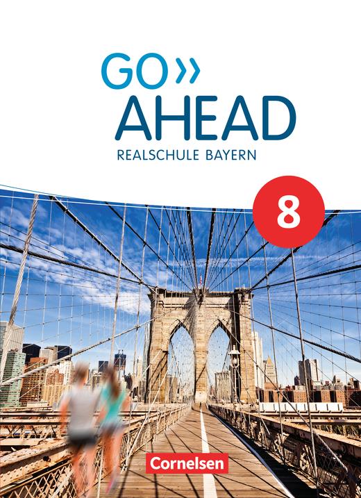 Go Ahead - Schülerbuch - 8. Jahrgangsstufe