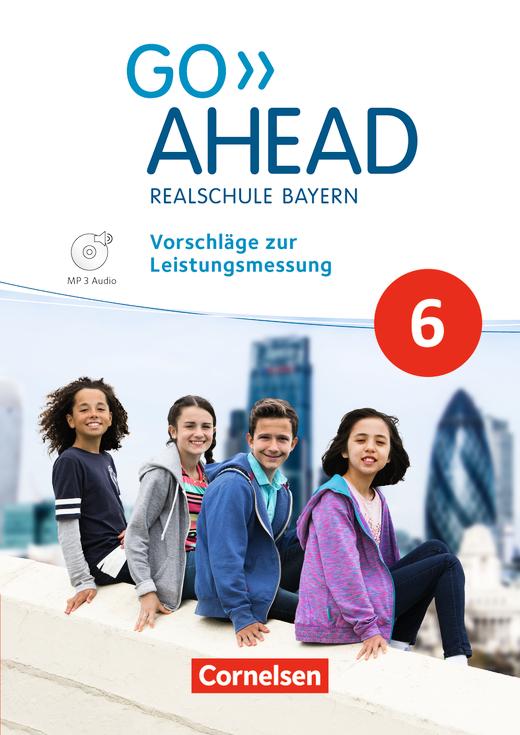 Go Ahead - Vorschläge zur Leistungsmessung - CD-Extra - 6. Jahrgangsstufe