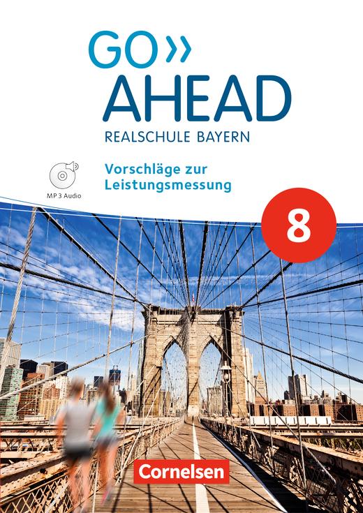 Go Ahead - Vorschläge zur Leistungsmessung - CD-Extra - 8. Jahrgangsstufe