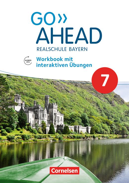 Go Ahead - Workbook mit interaktiven Übungen auf scook.de - 7. Jahrgangsstufe