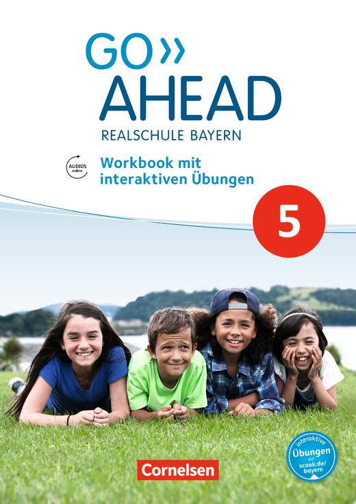 Go Ahead - Workbook mit interaktiven Übungen auf scook.de - 5. Jahrgangsstufe