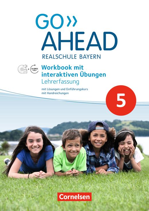 Go Ahead - Workbook mit interaktiven Übungen auf scook.de - Lehrerfassung - 5. Jahrgangsstufe