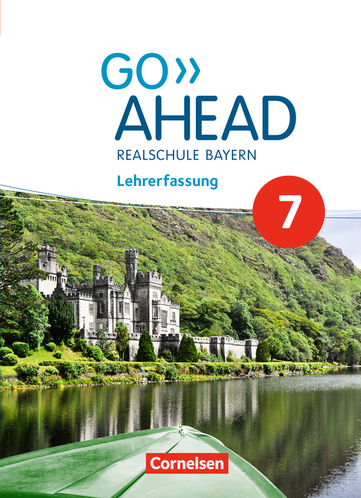 Go Ahead - Schülerbuch - Lehrerfassung - 7. Jahrgangsstufe