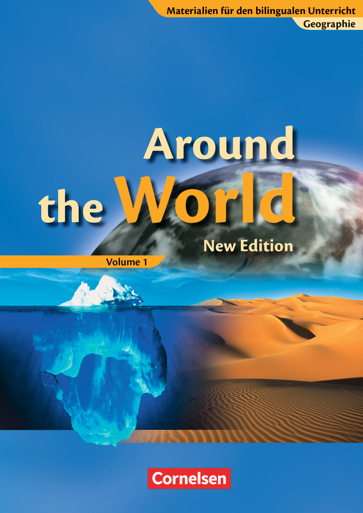 Materialien für den bilingualen Unterricht - Around the World, Volume 1 - Schülerbuch - 7. Schuljahr