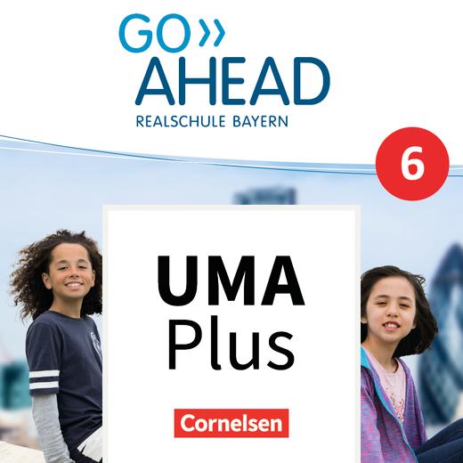 Go Ahead - Unterrichtsmanager Plus online (Demo 90 Tage) - 6. Jahrgangsstufe