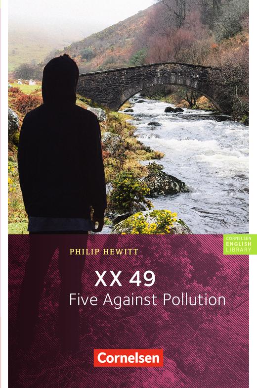 Cornelsen English Library - XX 49. Five Against Pollution - Textheft - 7. Schuljahr, Stufe 2