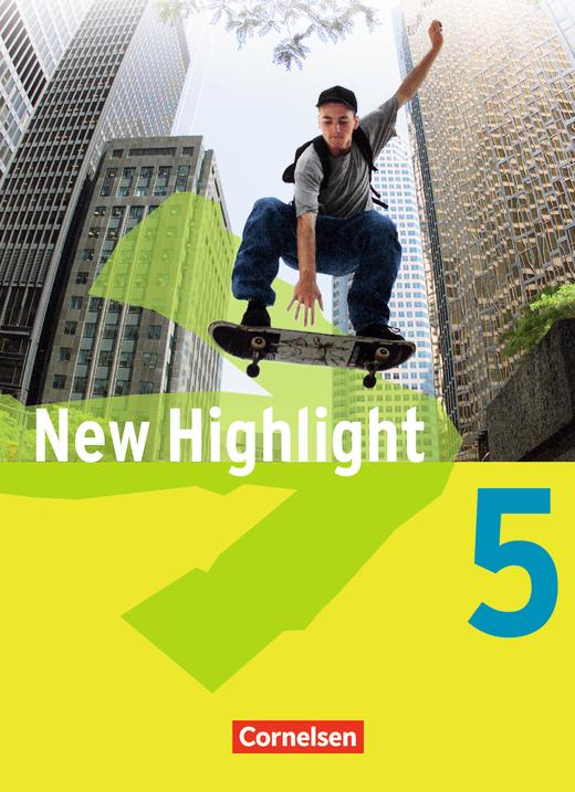 New Highlight - Schülerbuch - Band 5: 9. Schuljahr