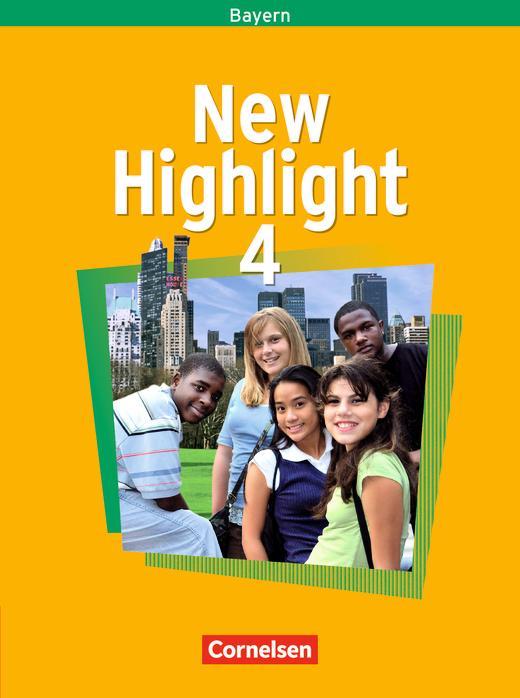 New Highlight - Schülerbuch - Band 4: 8. Jahrgangsstufe