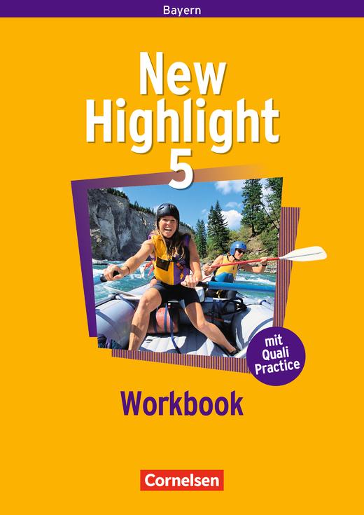 New Highlight - Workbook - Band 5: 9. Jahrgangsstufe
