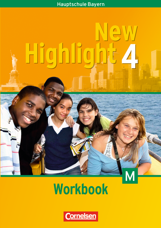 New Highlight - Workbook - Band 4: 8. Jahrgangsstufe