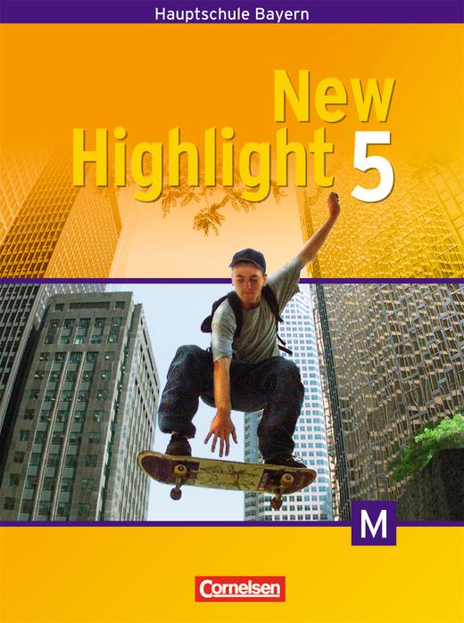 New Highlight - Schülerbuch - Band 5: 9. Jahrgangsstufe