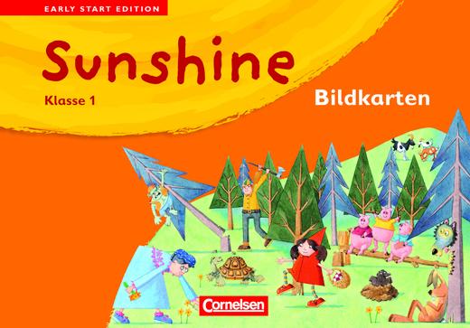 Sunshine - Bildkarten - Band 1: 1. Schuljahr