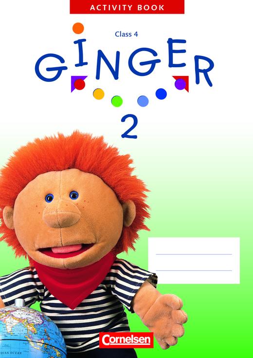 Ginger - Activity Book - Band 2: 4. Schuljahr