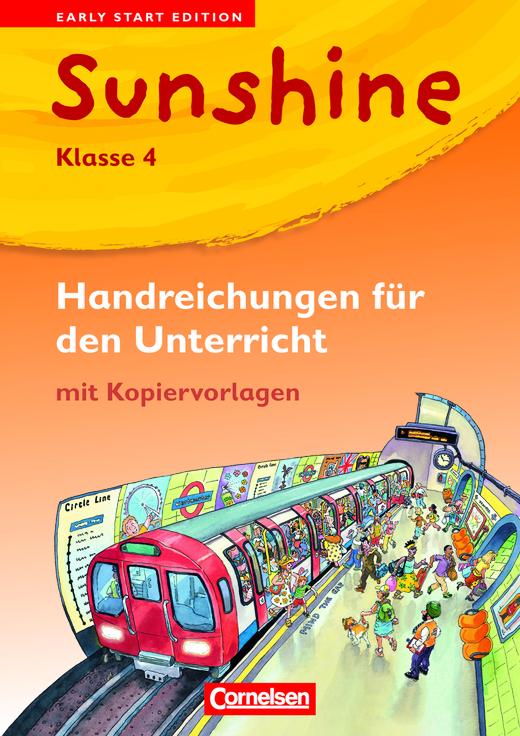 Sunshine - Handreichungen für den Unterricht - Band 4: 4. Schuljahr