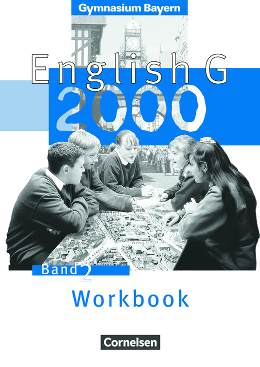 English G - Workbook - Band 2: 6. Jahrgangsstufe