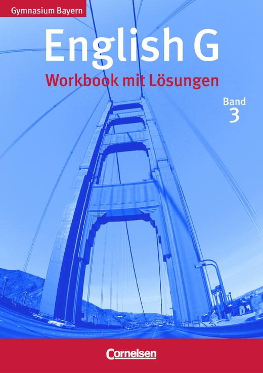 English G - Workbook mit Hör-CD - Lehrerfassung - Band 3: 7. Jahrgangsstufe