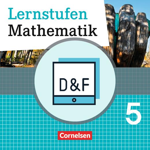 Lernstufen Mathematik - Diagnose und Fördern online - 5. Jahrgangsstufe