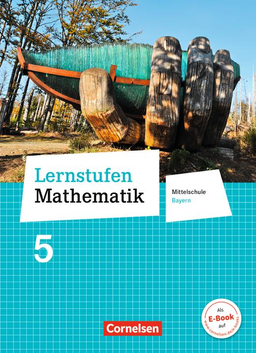 Lernstufen Mathematik - Schülerbuch - 5. Jahrgangsstufe