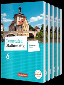 Lernstufen Mathematik - Mittelschule Bayern 2017