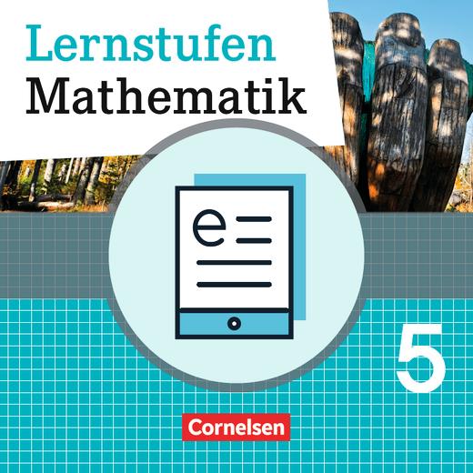 Lernstufen Mathematik - Schülerbuch als E-Book - 5. Jahrgangsstufe