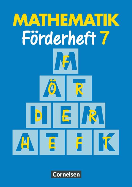 Mathematik Förderschule - Heft - Band 7