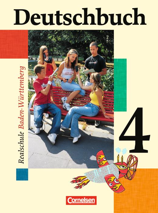 Deutschbuch - Schülerbuch - Band 4: 8. Schuljahr