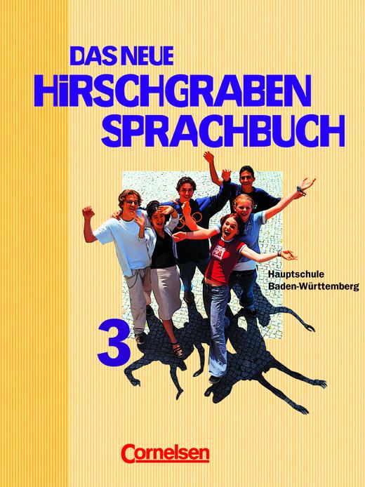 Das neue Hirschgraben Sprachbuch - Schülerbuch - Band 3