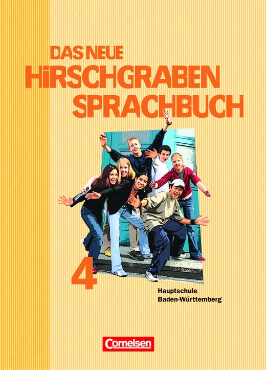 Das neue Hirschgraben Sprachbuch - Schülerbuch - Band 4