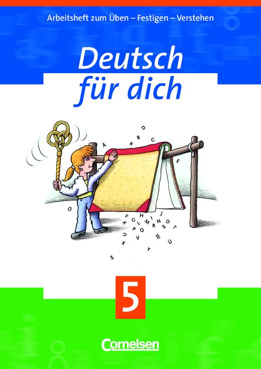 Deutsch für dich - Arbeitsheft - 5. Schuljahr