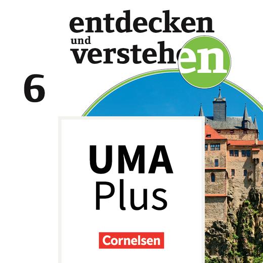 Entdecken und verstehen - Unterrichtsmanager Plus online (Demo 90 Tage) - 6. Schuljahr