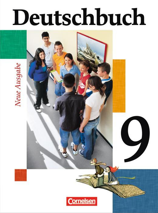 Deutschbuch Gymnasium - Schülerbuch - 9. Schuljahr - 6-jährige Sekundarstufe I