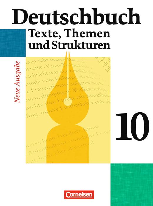 Deutschbuch Gymnasium - Schülerbuch - 10. Schuljahr - Abschlussband 6-jährige Sekundarstufe I