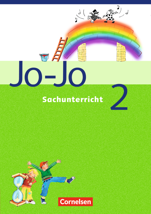 Jo-Jo Sachunterricht - Schülerbuch - 2. Schuljahr